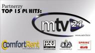 TOP 15 PL HITS MTV24.TV  Not.481/482 ,z dnia.. 06.05. - 09.05.2020